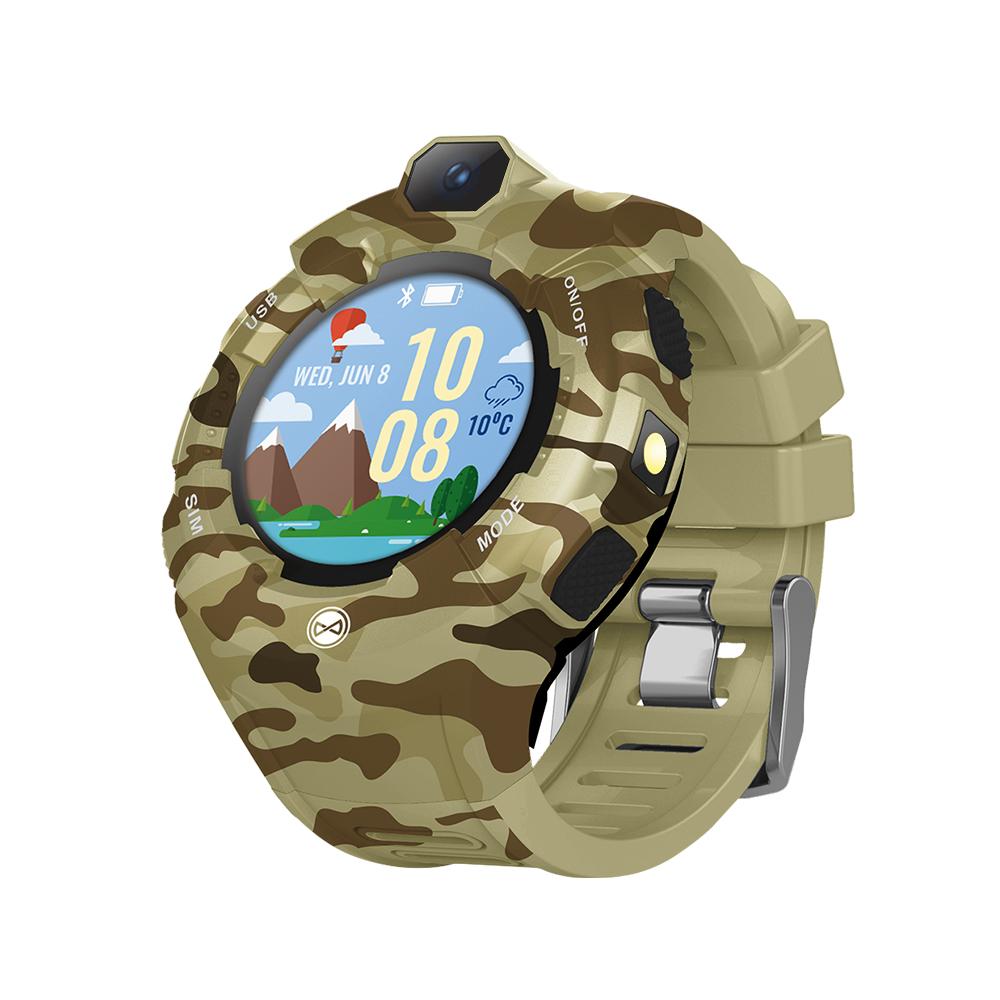 Pametni dječji sat Forever KW-400 military
