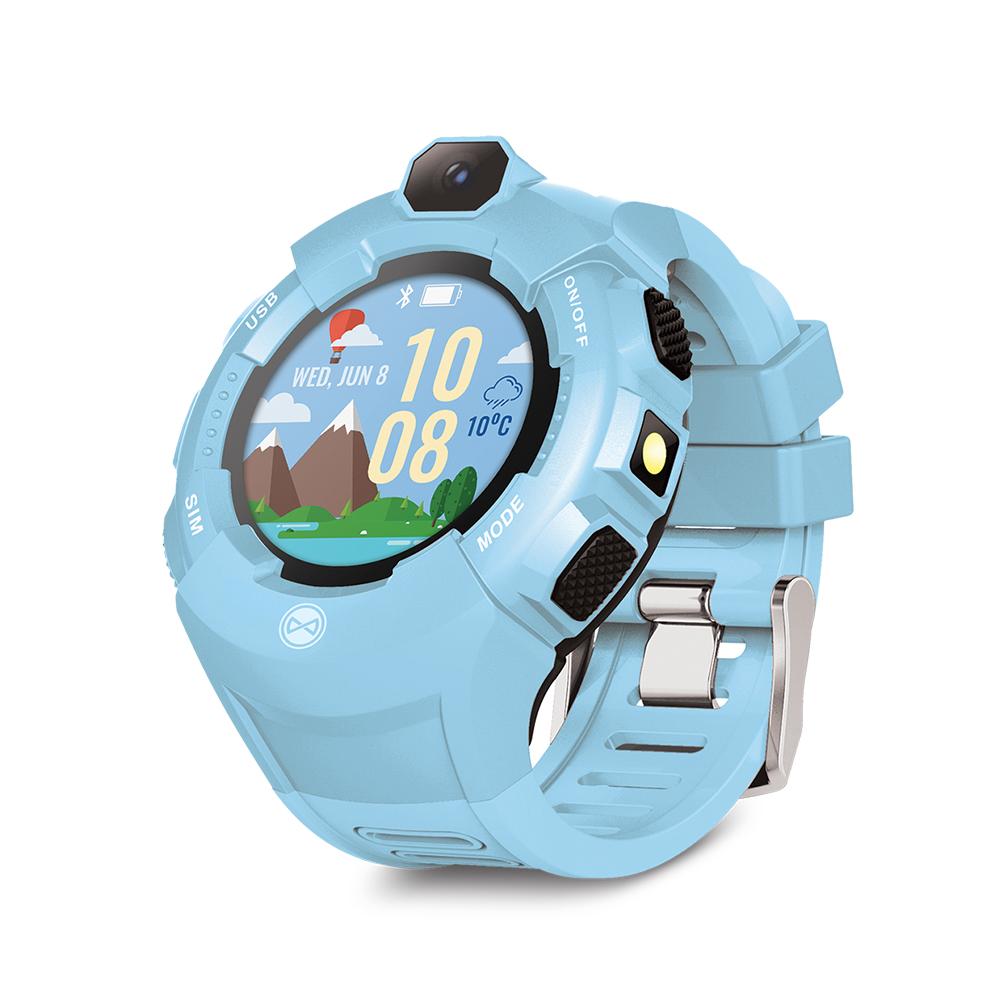 Pametni dječji sat Forever KW-400 blue